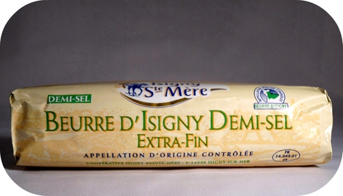 Beurre d'Isigny A.O.P. feingesalzen 250g Normandie